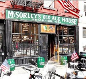 McSorley s Old Ale House