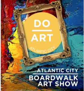 You Are Invited Alantic City Boardwalk Art Show